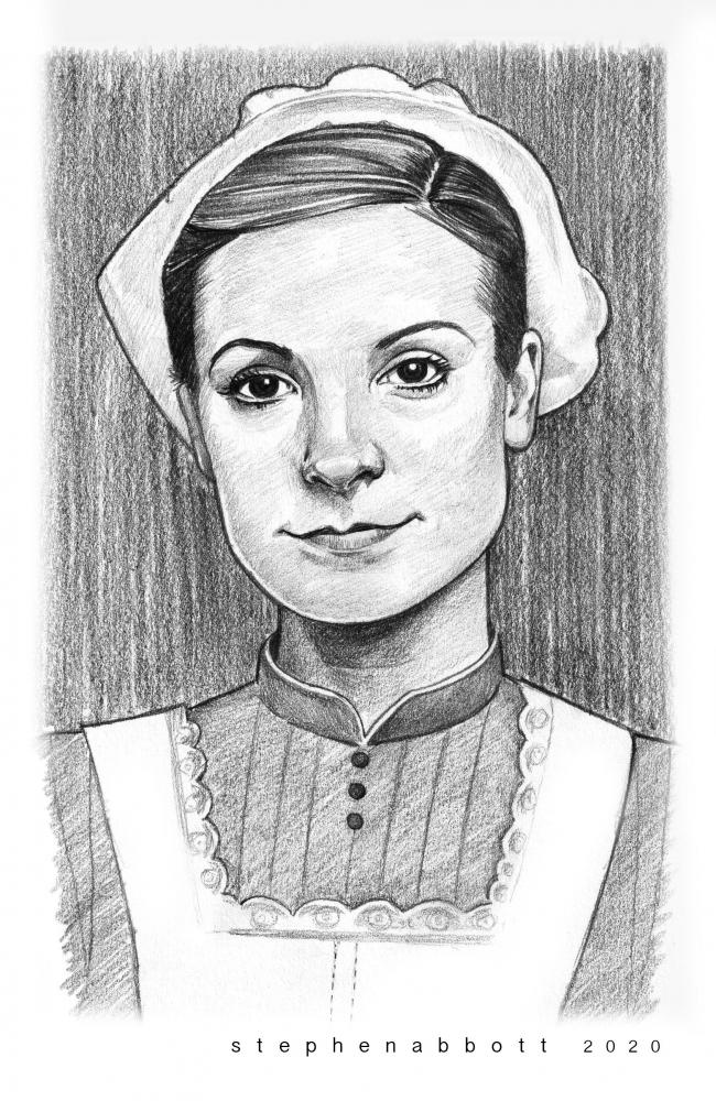 Joanne Froggatt por StephenAbbott
